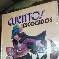 Libros de segunda mano: CUENTOS ESCOGIDOS. XI. SUSAETA. Lote 177639093