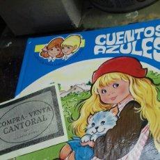 Libros de segunda mano: CUENTOS AZULES.2. MARIA PASCUAL. Lote 177639830