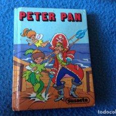 Libros de segunda mano: LIBRILLO COLECCION MINIESCOJIDOS.PETER PAN. SUSAETA.. Lote 177715100