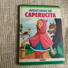 Libros de segunda mano: AVENTURAS DE CAPERUCITA -ED. SUSAETA. Lote 177739632