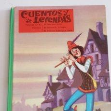 Libros de segunda mano: CUENTOS Y LEYENDAS - N5 - TDK100. Lote 177748938
