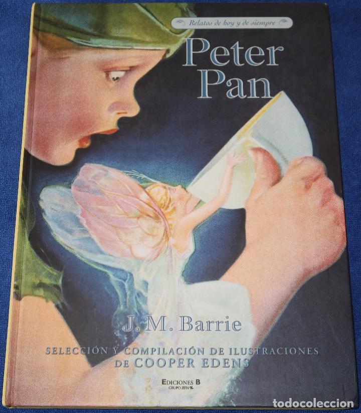 PETER PAN RELATOS DE HOY Y DE SIEMPRE