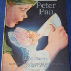 Libros de segunda mano: PETER PAN - J.M.BARRIE - EDICIONES B (2002). Lote 177758047