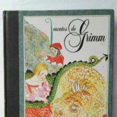 Libros de segunda mano: CUENTOS DE GRIMM. Lote 177821133