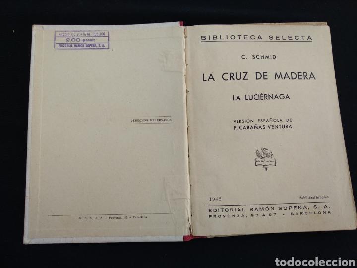 Libros de segunda mano: Lote 5 libros Biblioteca Selecta años 30/40 - Foto 8 - 178172427