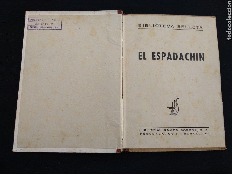 Libros de segunda mano: Lote 5 libros Biblioteca Selecta años 30/40 - Foto 15 - 178172427