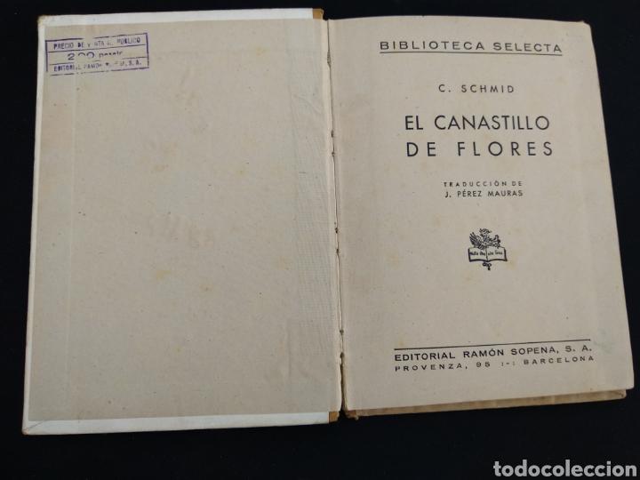 Libros de segunda mano: Lote 5 libros Biblioteca Selecta años 30/40 - Foto 16 - 178172427