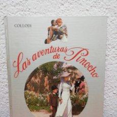 Libros de segunda mano: LAS AVENTURAS DE PINOCHO. COLLODI. EDICIONES PAULINAS.. Lote 178556597