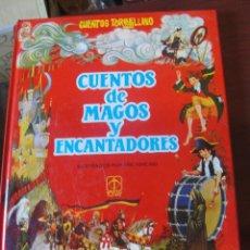 Libros de segunda mano: CUENTOS DE MAGOS Y ENCANTADORES 1 - KINCAID - TORAY TORBELLINO 1982 - STOCK DE LIBRERIA SIN USAR . Lote 178805725