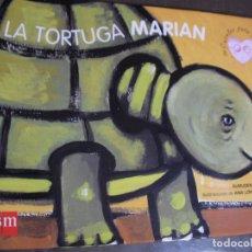 Libros de segunda mano: LA TORTUGA MARIAM. Lote 179109506
