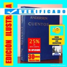 Libros de segunda mano: ANDERSEN CUENTOS - ROMERMAN EDICIONES ASTRID BIERING LUIS DIEGO CUSCOY EUGEN DRAGUTESCU. Lote 179121488