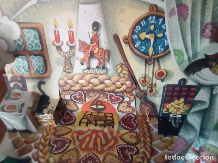 Libros de segunda mano: BONITO PO-UP JANCSI ES JULISKA HANSEL Y GRETEL V. KUBASTA ARTIA 1974 PRAGUE EN CHECOSLOVACO - Foto 2 - 179174728