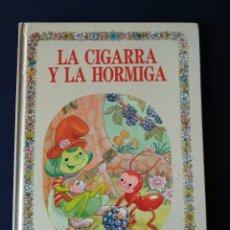Libros de segunda mano: CUENTO LA CIGARRA Y LA HORMIGA BRUGUERA. Lote 179377236