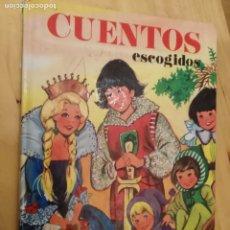 Libros de segunda mano: CUENTOS ESCOGIDOS 18 - VOLUMEN XVIII - SUSAETA. Lote 180043160