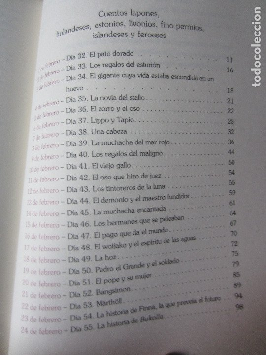 Libros de segunda mano: EL PALACIO DE LOS CUENTOS- FEBRERO- CIRCULO DE LECTORES - Foto 2 - 180117798