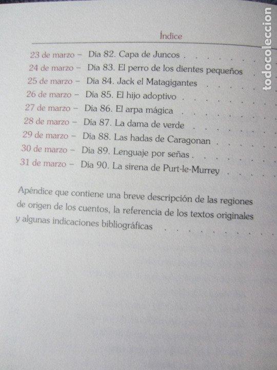 Libros de segunda mano: EL PALACIO DE LOS CUENTOS- MARZO- CIRCULO DE LECTORES - Foto 3 - 180118008