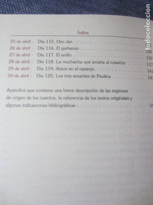 Libros de segunda mano: EL PALACIO DE LOS CUENTOS- ABRIL- CIRCULO DE LECTORES - Foto 3 - 180118210