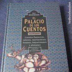 Libros de segunda mano: EL PALACIO DE LOS CUENTOS- DICIEMBRE- CIRCULO DE LECTORES. Lote 180119315