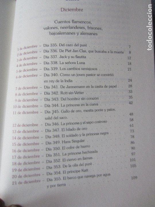 Libros de segunda mano: EL PALACIO DE LOS CUENTOS- DICIEMBRE- CIRCULO DE LECTORES - Foto 2 - 180119315