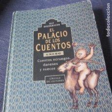 Libros de segunda mano: EL PALACIO DE LOS CUENTOS- ENERO- CIRCULO DE LECTORES. Lote 180119748