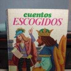 Libros de segunda mano: CUENTOS ESCOGIDOS ( 30 CUENTOS DE LA LITERATURA UNIVERSAL ) VOLUMEN XIV ,. Lote 180121495