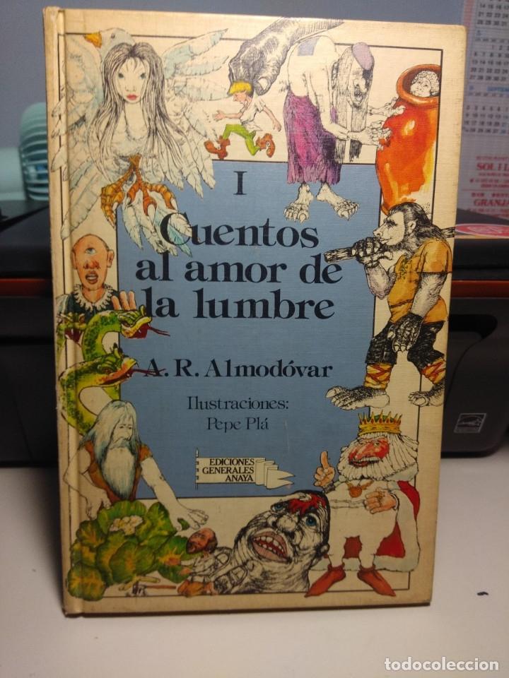 CUENTOS AL AMOR DE LA LUMBRE - 50 CUENTOS DE A. R. ALMODOVAR (Libros de Segunda Mano - Literatura Infantil y Juvenil - Cuentos)
