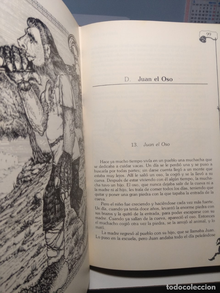 Libros de segunda mano: CUENTOS AL AMOR DE LA LUMBRE - 50 CUENTOS DE A. R. ALMODOVAR - Foto 2 - 180122247