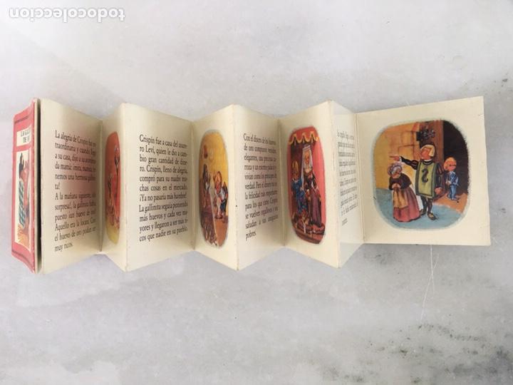 Libros de segunda mano: Cuento La gallina de los huevos de oro colección Saldaña años 80 - Foto 2 - 180269725