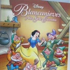 Libros de segunda mano: BLANCANIEVES Y LOS SIETE ENANITOS DISNEY Nº 1 EL MUNDO . Lote 180286307