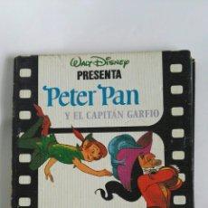 Libros de segunda mano: DISNEY PRESENTA PETER PAN Y EL CAPITÁN GARFIO. Lote 180287905