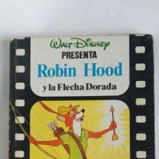 Libros de segunda mano: DISNEY PRESENTA ROBIN HOOD Y LA FLECHA DORADA. Lote 180288176