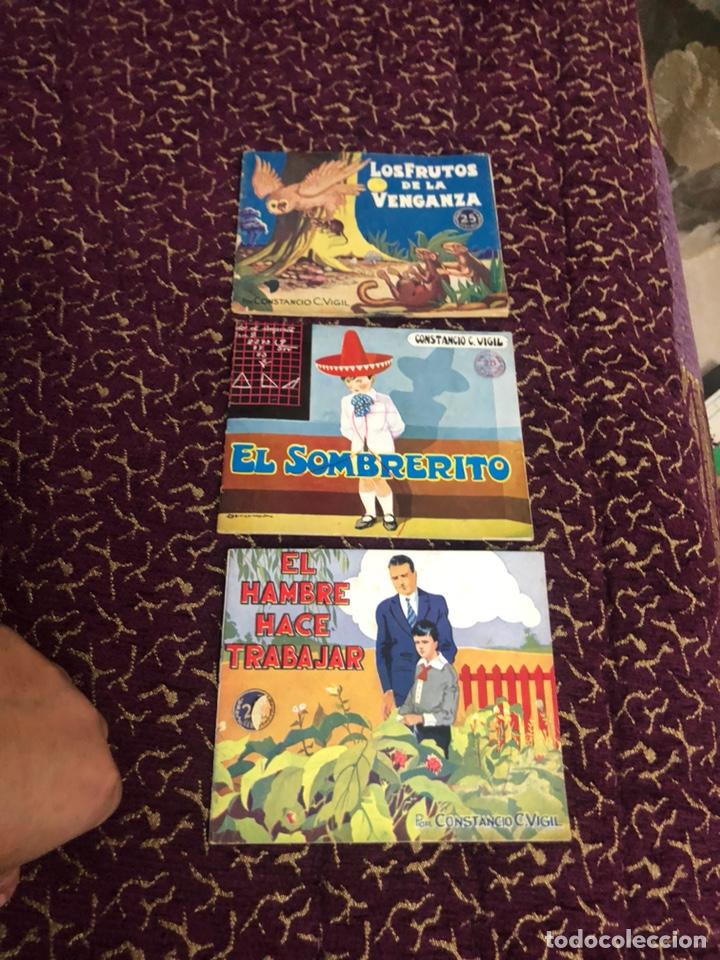 CUENTOS DE CONSTANCIO C. VIGIL: DIFÍCILES ENCONTRAR- VER LAS FOTOS (Libros de Segunda Mano - Literatura Infantil y Juvenil - Cuentos)