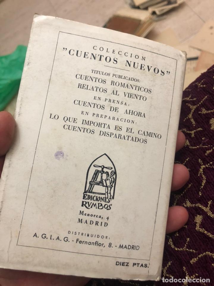 Libros de segunda mano: Relatos al viento. Colección cuentos nuevos 2. Manuel Pareja Flamán (dir) 1950 - Foto 2 - 180289722