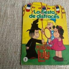 Libros de segunda mano: CUENTO LA PEQUEÑA LULU, LA FIESTA DE DISFRACES. Lote 180350001