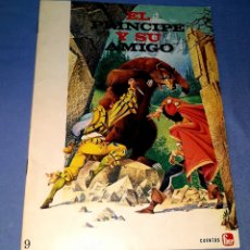 Libros de segunda mano: EL PRINCIPE Y SU AMIGO CUENTYOS FHER EDITORIAL FHER AÑO 1971 ORIGINAL. Lote 180474371
