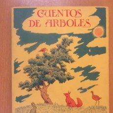 Libros de segunda mano: CUENTOS DE ÁRBOLES / LUKAS Y EZEKIEL DE IZKUE / 1988. IBAI. Lote 180851742