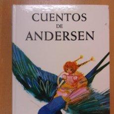Libros de segunda mano: CUENTOS DE ANDERSEN / CÍRCULO DE LECTORES. 1977 / ILUSTRADOS POR JANUSZ GRABIANSKI. Lote 180872232