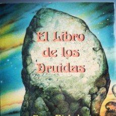 Libros de segunda mano: EL LIBRO DE LOS DRUIDAS - NICHOLS, ROSS. Lote 180886375