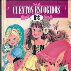 Libros de segunda mano: CUENTOS ESCOGIDOS DE LA LITERATURA UNIVERSAL - VOL. XII - 12 - EDT SUSAETA - 1979. Lote 180962127