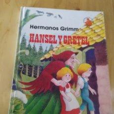 Libros de segunda mano: HEMANOS GRIMM - HANSEL Y GRETEL - EDICIONES PLESA. Lote 181107321