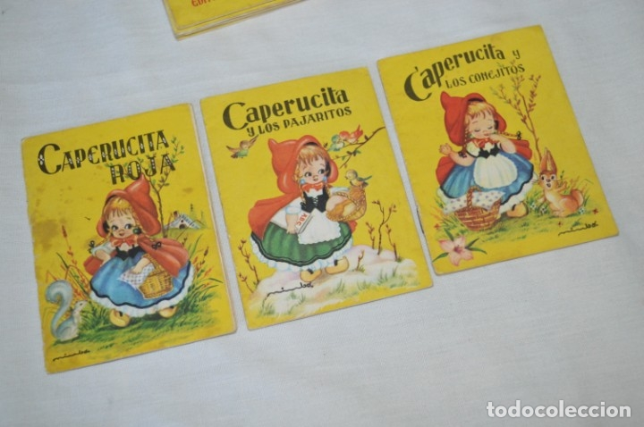 Libros de segunda mano: Serie CUENTOS BABY - Lote 10 cuentos variados / Editorial ROMA - Años 50/60 ¡Mira! - Foto 2 - 181342732