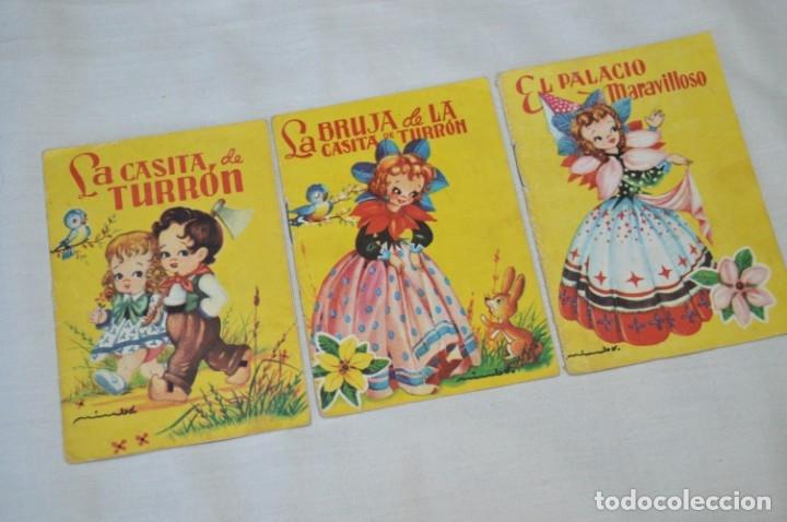 Libros de segunda mano: Serie CUENTOS BABY - Lote 10 cuentos variados / Editorial ROMA - Años 50/60 ¡Mira! - Foto 4 - 181342732