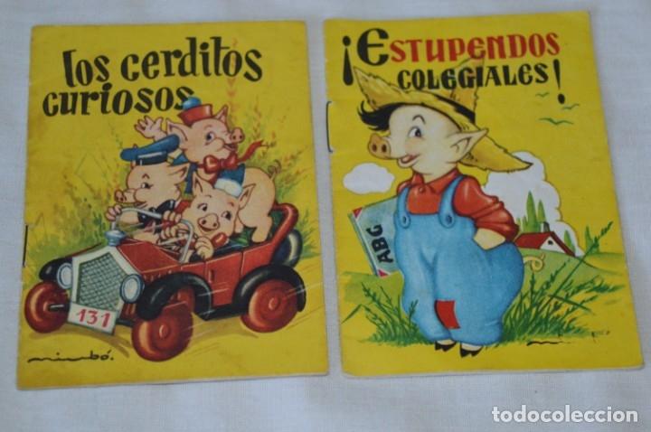 Libros de segunda mano: Serie CUENTOS BABY - Lote 10 cuentos variados / Editorial ROMA - Años 50/60 ¡Mira! - Foto 8 - 181342732