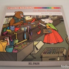 Libros de segunda mano: LA RATITA PRESUMIDA. Lote 181483035