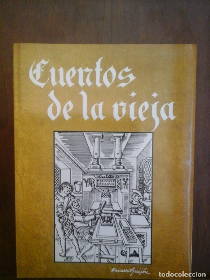 CUENTOS DE LA VIEJA (Libros de Segunda Mano - Literatura Infantil y Juvenil - Cuentos)