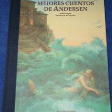 Libros de segunda mano: LOS MEJORES CUENTOS DE ANDERSEN - ARCHIPOWA ANASTASSIJA - EVEREST (2001). Lote 181620272