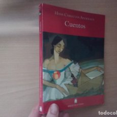 Libros de segunda mano: CUENTOS - HANS CHRISTIAN ANDERSEN . Lote 182095940