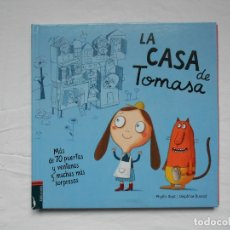 Libros de segunda mano: LA CASA DE TOMASA - EDELVIVES. Lote 182162656