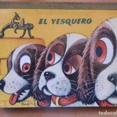 Libros de segunda mano: EL YESQUERO CUENTO TROQUELADO. 1961 ARTIA PRAGUE . EDIT BANCROFT & CO. WESTMINSTER LONDON. Lote 182205078