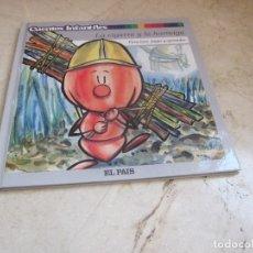 Libros de segunda mano: CUENTOS INFANTILES EL PAIS - LA CIGARRA Y LA HORMIGA - EDITORIAL SOL 90 2006. Lote 182238850